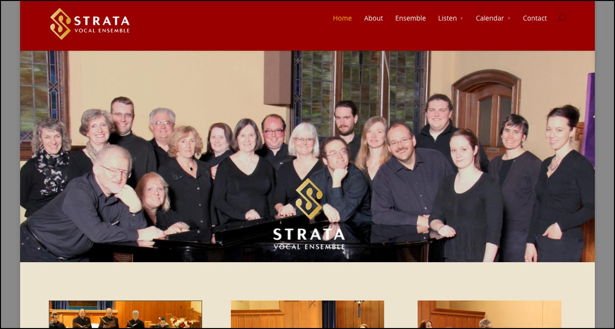Strata Vocal Ensemble: Choir